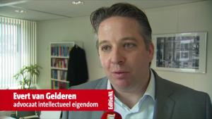 Item Editie NL advocaat Evert van Gelderen